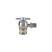 High pressure inflating connector 1/8'' NPT Male