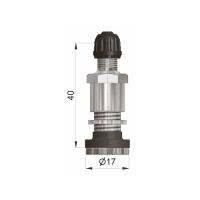 TR416-S METALLIVENT. D11,5/L40