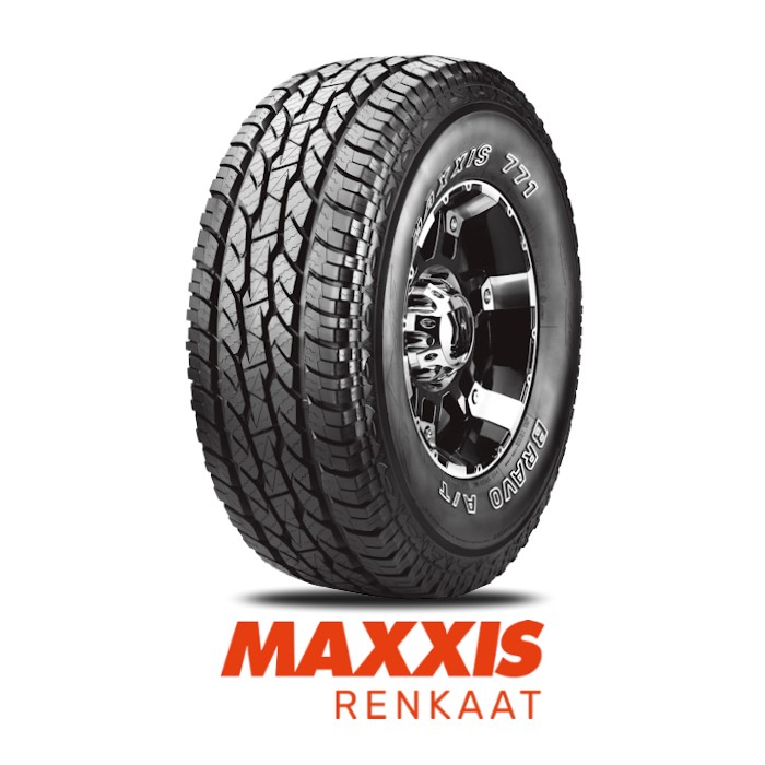 235/65R17 MAXXIS BRAVO A/T (AT771) 104T M+S