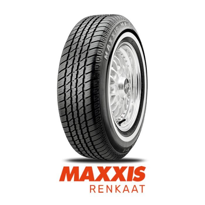 P155/80R13 MAXXIS MA1 (VALKOSIVU) 79S