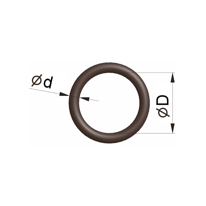 O-RENGAS KA TBL-VENTT. D=9,7mm